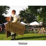 Vegpod goes food booth